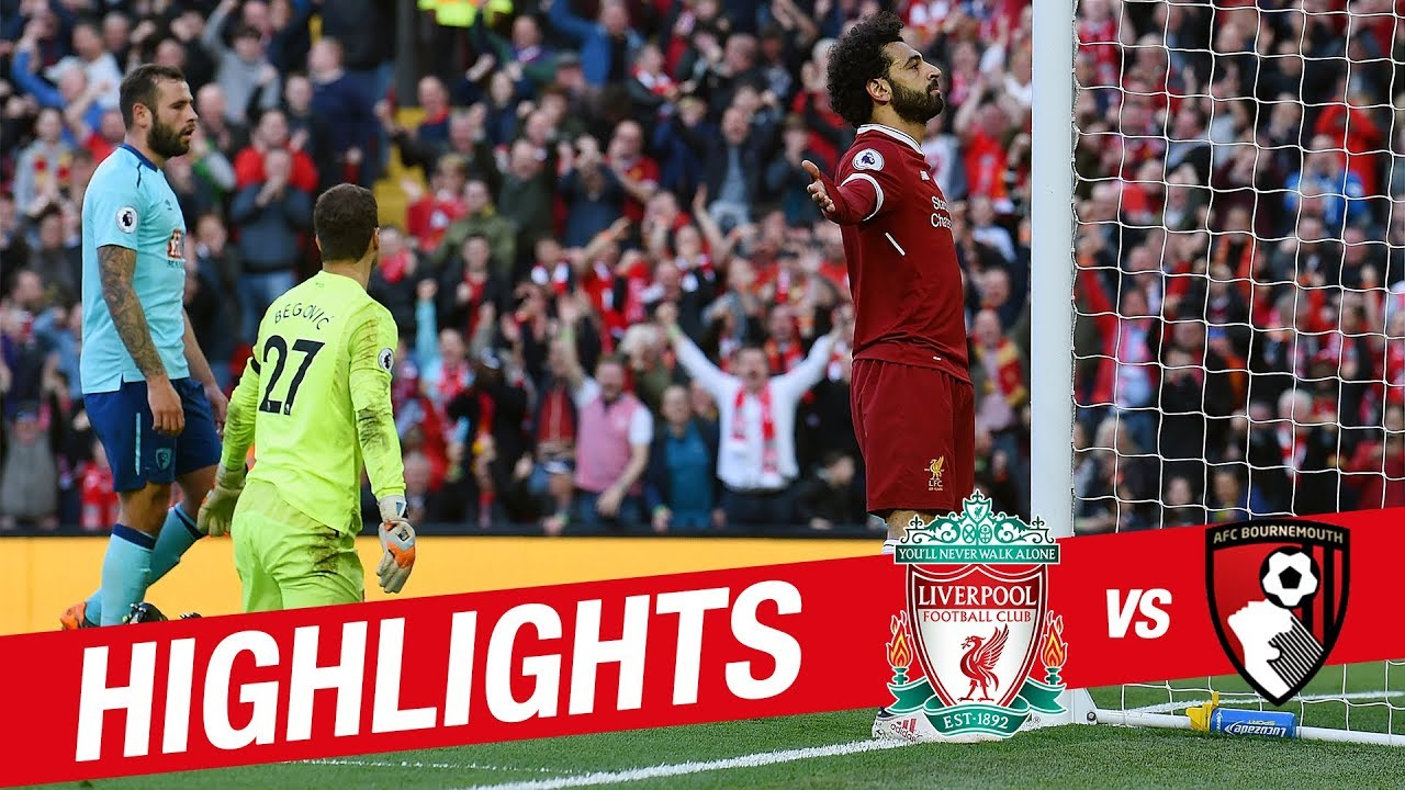 Liverpool Vs Bournemouth Totalsportek: Highlights: Liverpool 3-0 Bournemouth