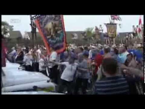 Nolan Show: English Caller wants rid of Northern Ireland
