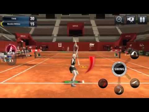 Ultimate Tennis HACK and WIN Android Game