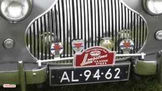 CRHnews - Dutch Alvis vintage car  photo-shoot at Downton Abbey