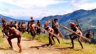 IRIAN JAYA (INDONESIA), Irian Jaya in 1992 (Part 1), Irian Jaya aborigines, Indonesia