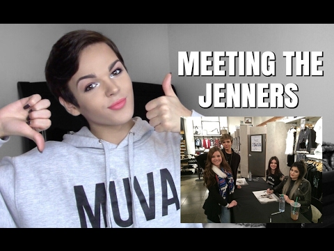 Meeting Kylie & Kendall Jenner (My Experience)