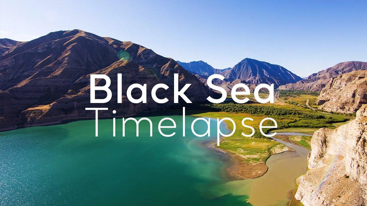 Turkey.Home - Black Sea Timelapse - A week in Turkey