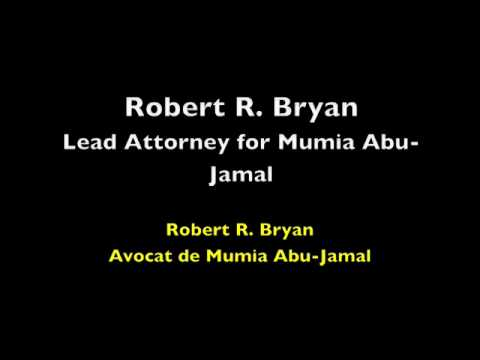 US - Interview with Robert Bryan, lead Attorney for Mumia Abu-Jamal