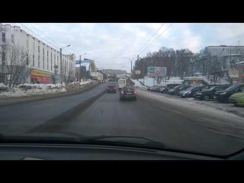 Мурманск от Авторынка до Росты