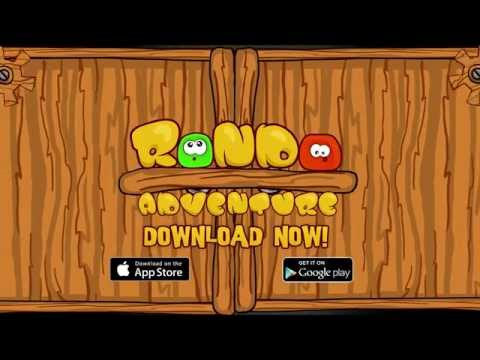 The official Rondo Adventure trailer! iOS and Android puzzle game!
