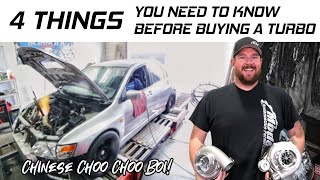 4 Things You Need To Know Before Buying A Turbo   Turbocharger 101