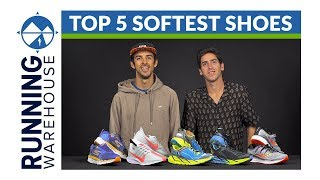 Top 5 Softest Running Shoes of 2018