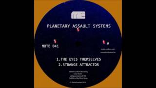 Planetary Assault Systems   Arc The Bass Cut Mote Evolver