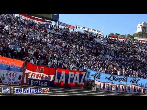 Nacional vs Bella Vista - Enamorado estoy + gol
