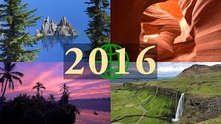 2016 Rewind: Amazing Places on Our Planet in 4K Ultra HD (2016 in Review) thumbnail