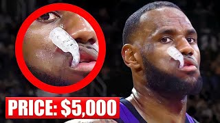 Most Expensive Things LeBron James Wore In Games