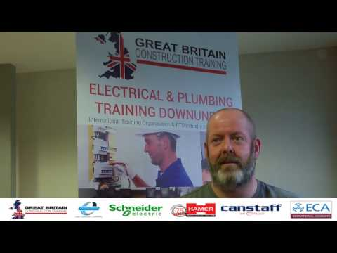 Darren speaks with us after completing the NZ Electrical Licensing Programme