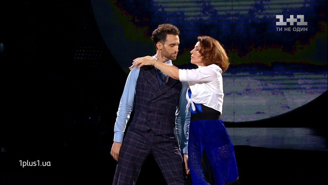 Надія Матвєєва і Валерій Шохін – Самба – Танці з зірками 2019
