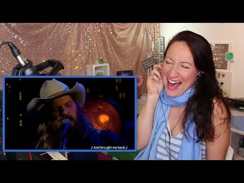 Vocal Coach REACTS to CHRIS STAPLETON -Tennessee Whiskey Austin City Limits Performance