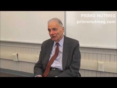 Ralph Nader on Donald Trump, Vladimir Putin and Democrats