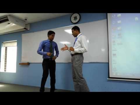 Gesture & Posture in Presenttion