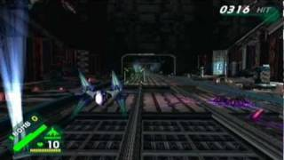 Let's Play Star Fox Assault (Part 9) Battle at The Asteroid Belt