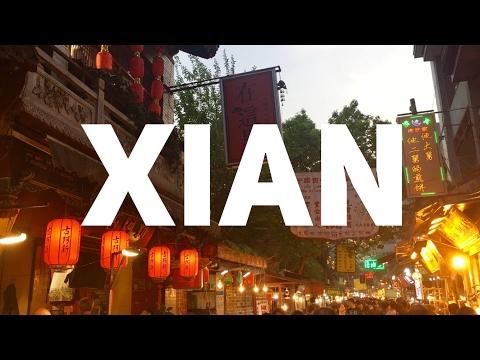 Xi'an China 2017