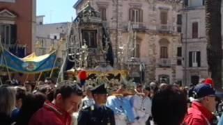 La Madonna di Sovereto in piazza Cavour