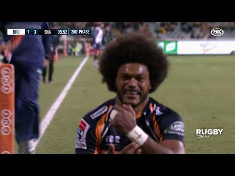 Super Rugby 2019 Quarter-finals: Brumbies vs Sharks