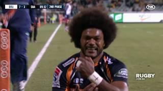 Super Rugby 2019 Quarter-finals: Brumbies vs Sharks