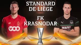 🏆 UEL : Standard - FK Krasnodar