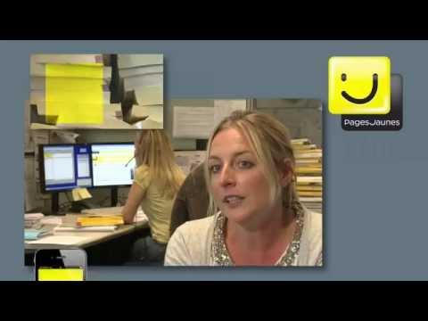 Télévendeurs Pages jaunes