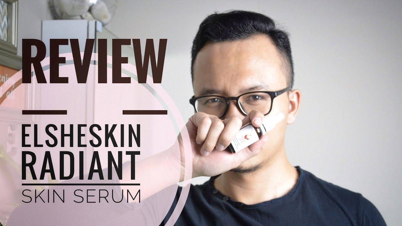 Review Elsheskin Radiant Skin Serum Untuk Bekas Jerawat