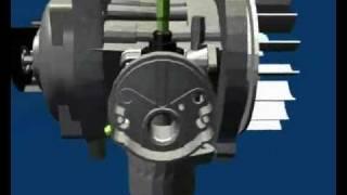 Assemblage moteur pocket bike