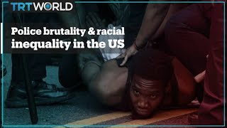 Police brutality in the US is steeped in racism