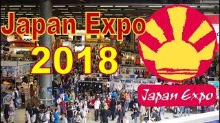 Japan Expo 2018 - Vlog