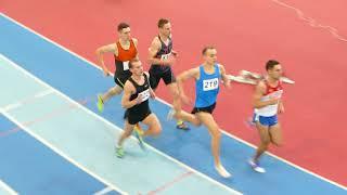 2018 СФО   800м м финал1 (Николай Вербицкий)