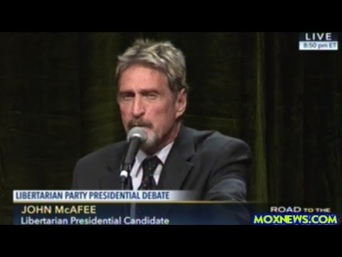 LIBERTARIAN PRESIDENTIAL DEBATE HIGHLIGHTS!