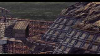 Final Fantasy VII (Часть 5) Junon, Cargo Ship, Costa del Sol, North Corel