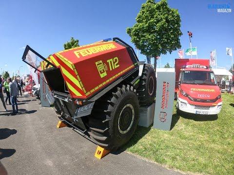 Ein ATV für extremste Einsätze | RETTmobil 2019
