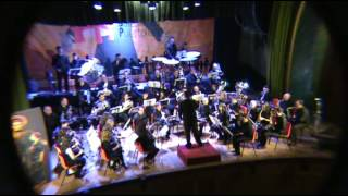 Carmen - Act 4 La Garde Montante - G.Bizet. AMC. Banda de Música de Puertollano.