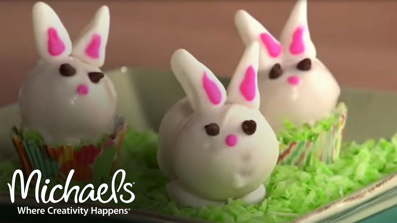 easter cake pops easter projects u0026 decor michaels youtube