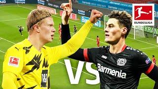 Erling Haaland vs. Patrik Schick - Goal Machines Go Head to Head