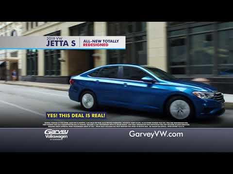 Garvey Volkswagen | Drive to Decide Sales Event | 2019 Jetta & Tiguan