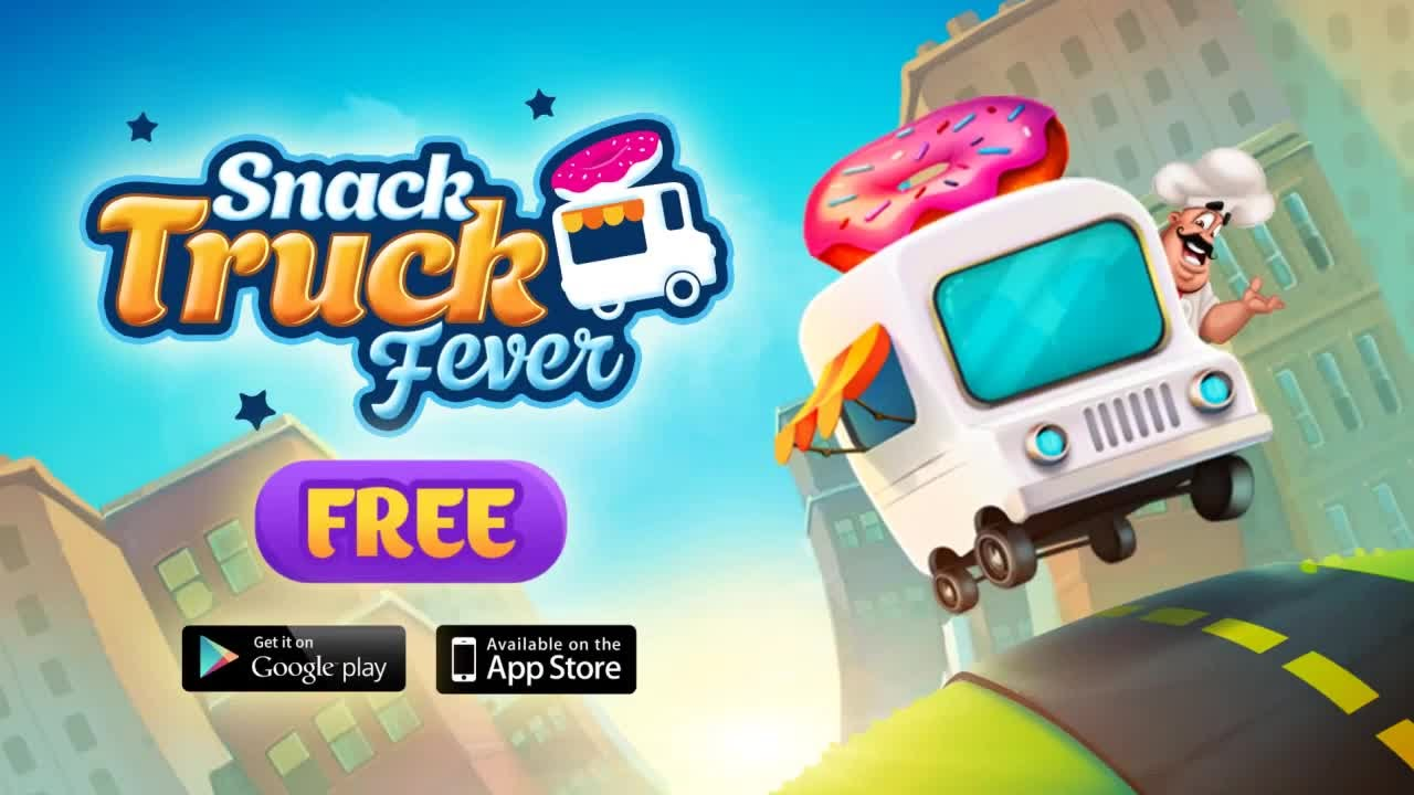 Snack Truck Fever para Android