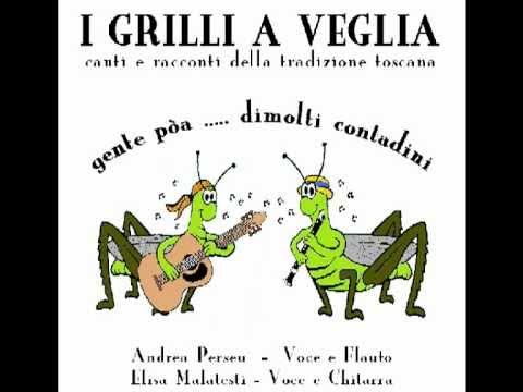 I GRILLI A VEGLIA - L'amore è come l'ellera (eli.mal@libero.it)