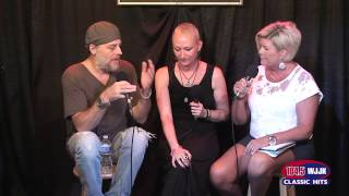 Leif Garrett chats with Nikki!