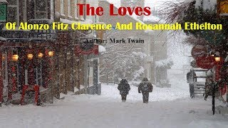 Learn English Through Story - The Loves Of Alonzo Fitz Clarence And Rosannah Ethelton by Mark Twain