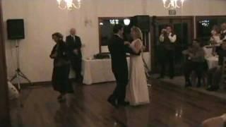 Welsh-Morse Wedding Dance