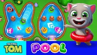 Talking Tom Pool – Easter Egg Hunt (NEW FEATURE)