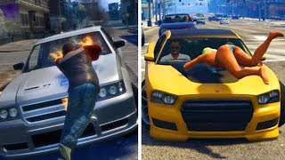 ГТА 4 ЛУЧШЕ, ЧЕМ ГТА 5 ГЛОБАЛЬНОЕ СРАВНЕНИЕ GTA 4 VS GTA 5 DYADYABOY