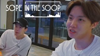SOPE IN THE SOOP | all moments