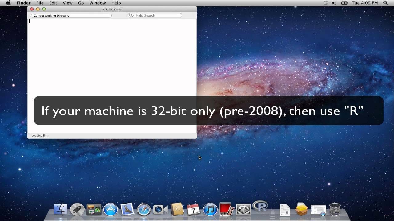 Install R Software For Mac