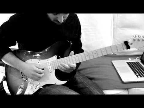 Steven Wilson - Happy Returns (Guthrie Govan solo cover)